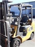 Caterpillar C 5000, 2013, LPG trucks