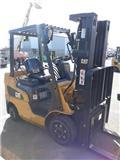 Caterpillar C 5000, 2014, LPG trucks
