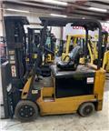 Caterpillar E 6500, 2014, Electric Forklifts