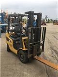 Caterpillar GP 18 N, 2018, LPG trucks