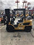 Caterpillar GP 30 N, 2015, Camiones LPG