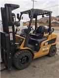 Caterpillar P 6000, 2014, LPG trucks