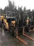 Caterpillar P 8000, 2010, LPG trucks