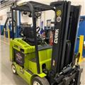 Clark ECX 30, 2016, Electric Forklifts