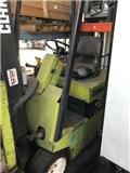 Clark TM 20, 1991, Electric Forklifts