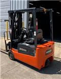 Doosan B20 T-5, 2015, Electric Forklifts