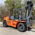 Doosan D160, 2014, Diesel Forklifts