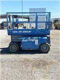 Genie GS 2668 RT, 2006, Sakselifter