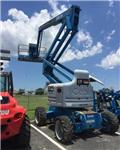 Genie Z 60/34, 2010, Articulated boom lifts