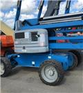 Genie Z 60/34, 2011, Articulated boom lifts