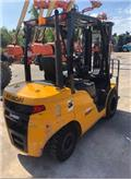 Hyundai 30 D-9, 2015, Diesel Forklifts