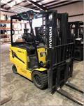 Hyundai 30BC-9, 2017, Electric Forklifts