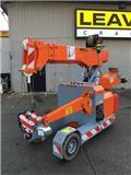 Jekko MPK 20, 2018, Mini cranes