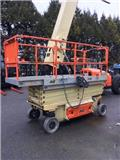JLG 3246 ES, 2013, Scissor lifts
