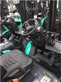 Mitsubishi FG30N, 2018, Plinski viličari