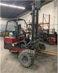 Princeton PB50, 2002, Diesel gaffeltrucks