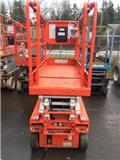 Snorkel S3219E, 2014, Scissor Lifts