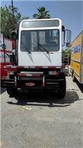 Tico ProSpotter, 2011, Shunt Trucks