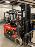 Toyota 7 FB EU 20, 2015, Electric Forklifts