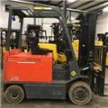 Toyota 7FBCU35, 2003, Electric Forklifts