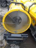 Wacker Neuson HI400HD, 2013, Heating and thawing equipment