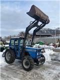 Landini 8560 F, Traktori
