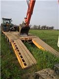 BS Blokvogn med Lasteevne på 21 tons TIL SALG FOR, 2012, Treler kegunaan umum