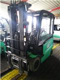 Mitsubishi FB 25 CN, 2017, Electric forklift trucks