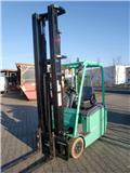 Mitsubishi FB16NT, 2012, Electric forklift trucks