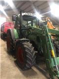 Fendt 415 Vario TMS, 2010, Traktorer