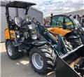 GiANT G2700 X-TRA HD PLUS, 2020, Palas cargadoras