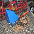 Jema Korn/gødningssnegl hydraulisk, Muut lannoituskoneet ja lisävarusteet
