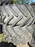 Michelin 900/60-32 Mega-X-Bib, Шины и колёса