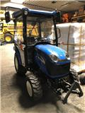 New Holland Boomer 25 HST, Trattori
