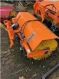 Nesbo FM1500-6, Mašine za čišćenje
