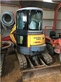 New Holland E 30.2 SR, 2005, Mini pelle < 7t