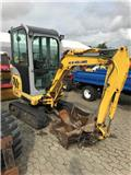 New Holland E 18 SR, 2006, Minigravemaskiner
