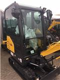 New Holland E 18 C, 2017, Mini excavators < 7t (Mini diggers)