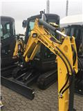 New Holland 26, 2017, Mini ekskavatori < 7 t