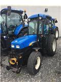 New Holland TN 75 V A, 2002, Traktori