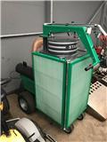 Stama MK7, Strojevi za metenje