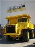 O&K K55, Karjeras kravas automašīnas