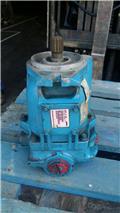 Vickers PVE19AL, Hydraulics