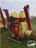 Hardi 1000, 1998, Įmontuoti purkštuvai