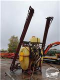 Hardi 1000, 1996, Įmontuoti purkštuvai