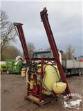 Hardi 1000, 1996, Mounted sprayers