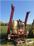 Hardi Master 1200, 1998, Mounted sprayers