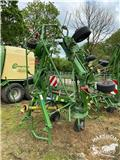 Krone KW 6.02/6, 2014, Rakes and tedders
