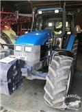 New Holland TS 115, 2000, Tractors