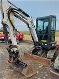 Bobcat E 26, 2013, Mini Excavators <7t (Mini Diggers)
